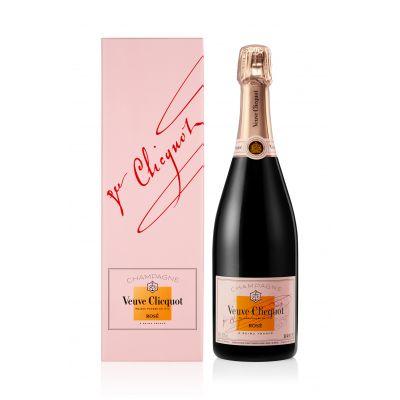 Veuve Clicquot Rosé etui fles 75cl