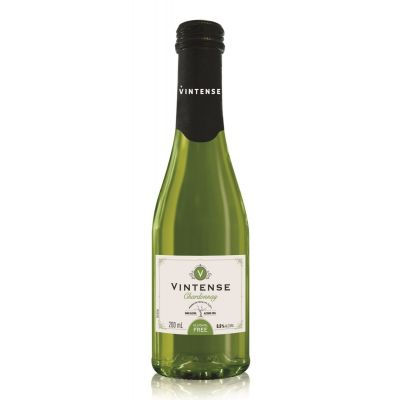 Vintense 0% Chardonnay fles 20cl