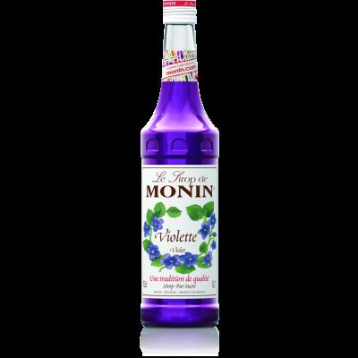 Monin Siroop Violet fles 70cl
