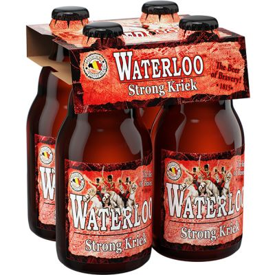 Waterloo Strong Kriek clip 6 x 33cl