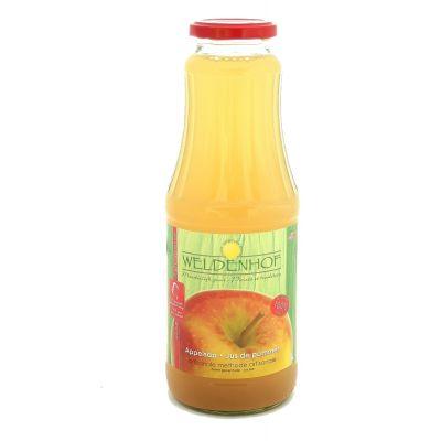 Weldenhof Appel Versgeperst fles 1l