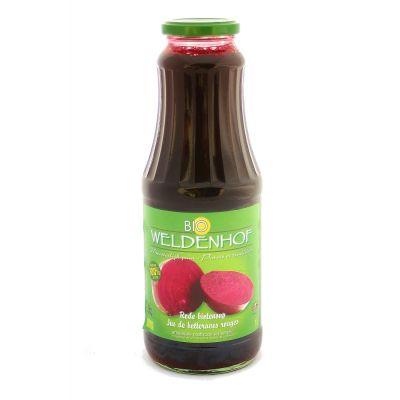 Weldenhof Bio Rode Biet fles 1l