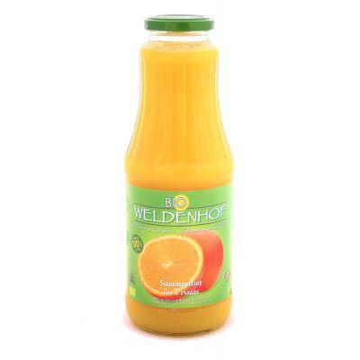 Weldenhof Bio Sinaas fles 1l