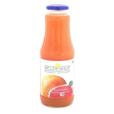 Weldenhof Roze Pompelmoes fles 1l