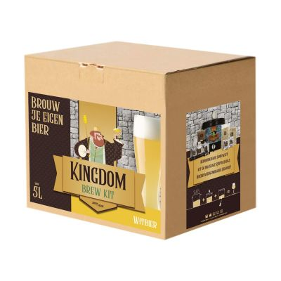 Kingdom Beer Brew Kit Witbier