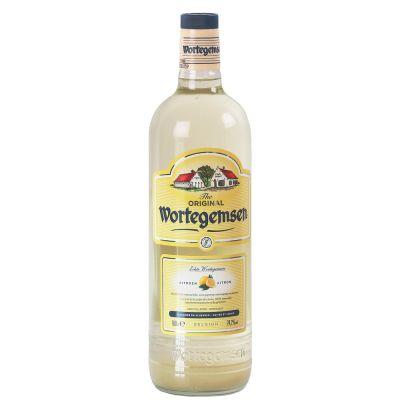 Wortegemsen Citroenjenever fles 1l