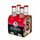 Thomas Henry Spicy  Ginger Beer 4 x 20cl