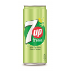Seven Up Free blik 33cl