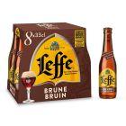 Leffe Bruin clip 8 x 33cl