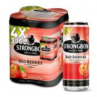 Strongbow Red Berries blik 4 x 33cl
