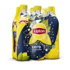 Lipton Ice Tea Zero Sugar clip 6 x 50cl