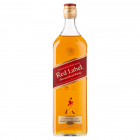 Johnnie Walker Red Label fles 1l