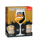 De Koninck Triple D'Anvers geschenk 4x33cl + glas