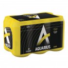 Aquarius Lemon blik 6 x 33cl