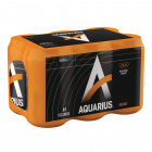 Aquarius Orange blik 6 x 33cl
