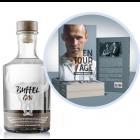 Buffel Gin + boek 'Entourage' fles 70cl