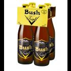 Bush Triple 4 x 33cl