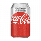 Coca-Cola Light blik 33cl