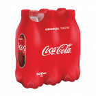 Coca-Cola Original clip 6 x 50cl
