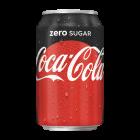 Coca-Cola Zero blik 33cl