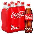 Coca-Cola Original pet 6 x 50cl