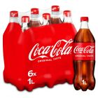 Coca-Cola Original pet 6 x 1l