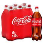 Coca-Cola Original pet 6 x 1,5l