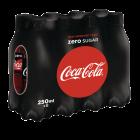 Coca-Cola Zero clip 8 x 25cl