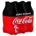 Coca-Cola Zero pet 6x1l