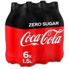 Coca-Cola Zero pet 6x1,5l