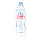 Evian pet 1l