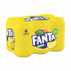 Fanta Lemon blik 6 x 33cl