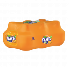 Fanta Orange clip 6 x 25cl