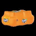 Fanta Orange clip 6 x 25cl