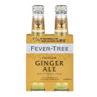 Fever Tree Ginger Ale clip 4 x 20cl