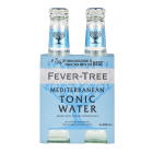 Fever Tree Mediterranean Tonic Water clip 4 x 20cl