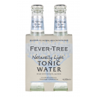 Fever Tree Natural Light Tonic Water clip 4 x 20cl