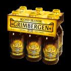 Grimbergen Blond clip 6 x 33cl