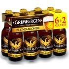 Grimbergen Blond (6+2 gratis) clip 8 x 33cl