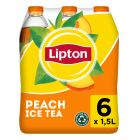 Lipton Ice Tea Peach pet 6 x 1,5l