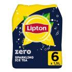 Lipton Ice Tea Zero Sugar pet 6x1,5l