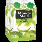 Minute Maid Appel brik 4 x 1l