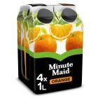 Minute Maid Orange brik 4 x 1l