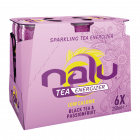 Nalu Black Tea & Passionfruit clip 6 x 25cl