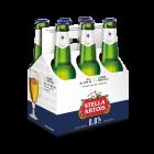 Stella 0,0% clip 6 x 25cl