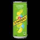 Schweppes Lemon blik 33cl