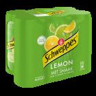 Schweppes Lemon blik 6 x 33cl