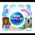 Nestlé Pure Life clip 12 x 33cl