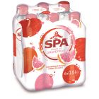 Spa Touch Of Grapefruit clip 6 x 50cl