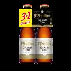 St Feuillien Grand Cru (3+1) clip 4 x 33cl